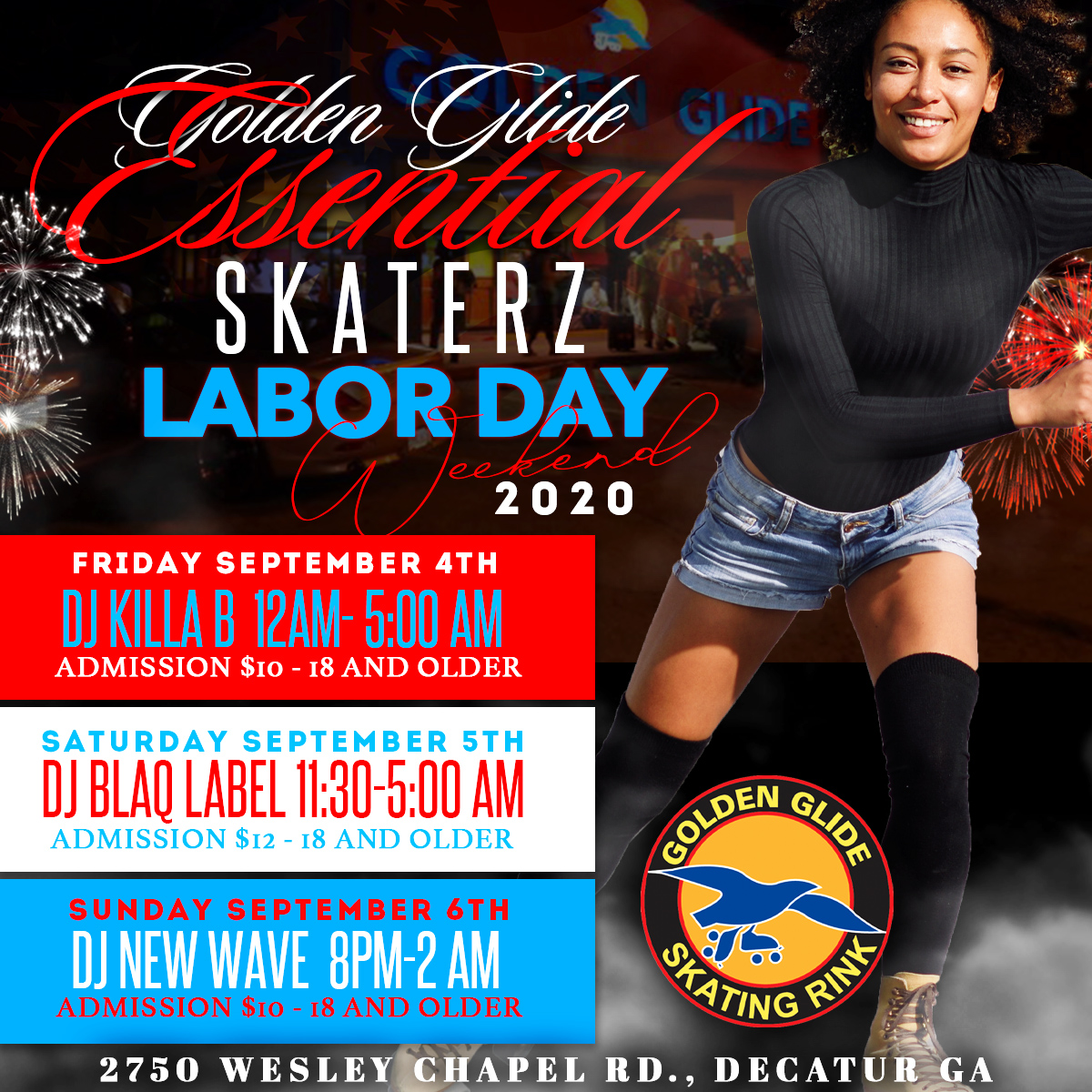 Labor Day Weekend 2020